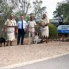 QCS-trained drug detection dogs bound for duty in Fiji
